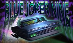 Blue Joker Nine continues ....