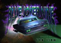 Blue Joker Nine