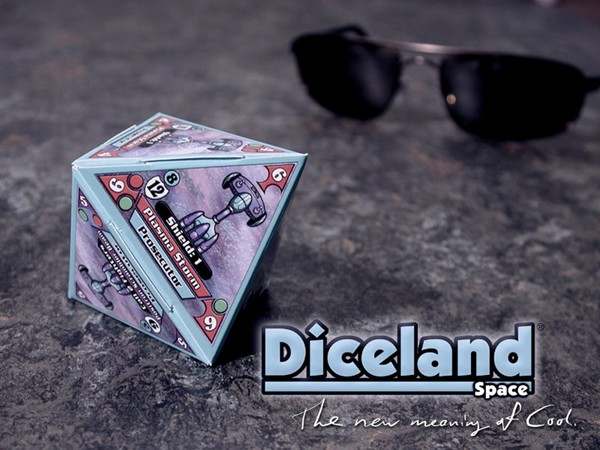 Diceland: Space