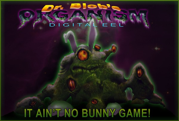 Play Dr. Blob's Organism now! (Before it's too late!)