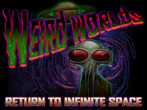 Weird Worlds: Return To Infinite Space is Coming Soon!