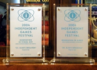 Dr. Blob's Organism IGF awards